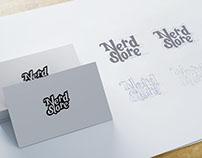 NerdStore - Branding