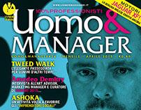 Uomo&Manager#24 / Aprile 2015