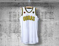 Obras Basket | Indumentaria 2015/16