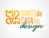 Motion Graphics - Santo de Casa Faz Design (2016)