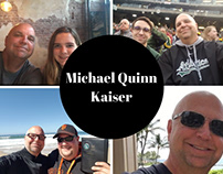 Michael Quinn Kaiser - Responsibilities at Kaiser Found