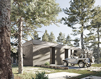 Casa Bosque/Forest house - Bunker arq