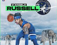 D'Angelo Russell | NBA | Personal Work
