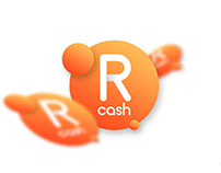 RCASH Logotype