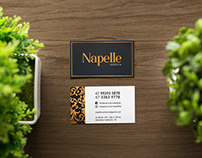 NAPELLE - Business Card Project