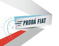 Identidad Test Drive Fiat