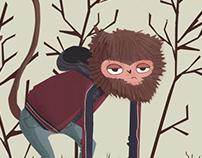 Monkey Peter