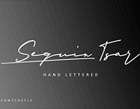 Sequin Tsar Font