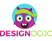DesignDojo: Branding+Website Design