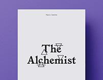 Paulo Coelho book covers