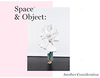 Space & Object : Another Consideration