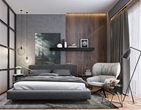 BedRoomDesign&Architectural CGI
