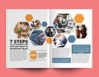 Whitepaper Design // E-Commerce