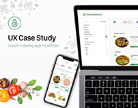 Lunch ordering app for offices