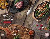 Piet Coffee - Kitchen - Bar