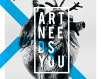 Art Needs You - Barclays L'Atelier