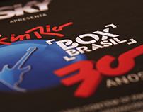 Rock in Rio Box Brasil 30 Anos
