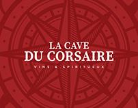 La Cave du Corsaire — Brand Identity