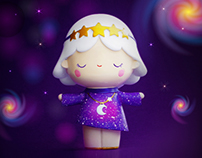 Momiji | Galaxy Girl Doll
