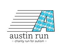 Thirty Logos Challenge #7 - Austin Run