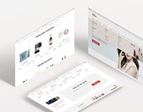 iShopChangi Responsive Web Redesign