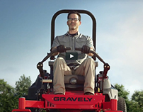 Gravely - Build to Mow the Distance