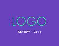 LOGO REVIEW / 2016