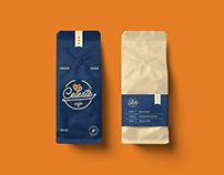 Celeste Cafe Logo Design