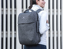 SAXON Travel Backpack - Arcido