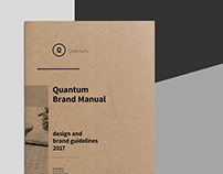 Quantum Brand Manual & Guidelines