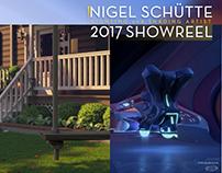 2017 Showreel