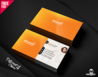 Premium Business Card Bundle PSD