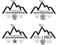 Blue Ridge Marathon Shirts 2016