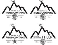 Blue Ridge Marathon Shirts 2016