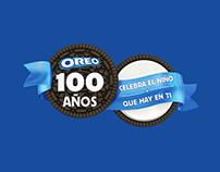 Oreo 100 Años