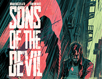 SONS OF THE DEVIL Covers 6-10