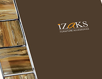 Catalog Design & Shooting Izaks Furniture Accessories