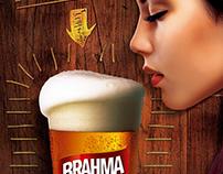 BRAHMA - Afiche