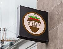 Nikki's Strawberry Branding