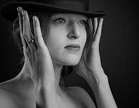 """Offbeat hat"" «Variations chapelières» With Manon"