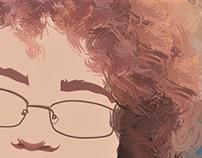 Curly Hair Study