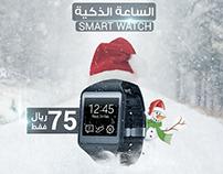 Smart watch - Social media Adv