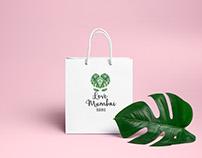 Branding para Love Mumbai Bikinis