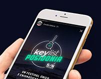 Keylist Posidonia / Son Estrella Galicia
