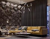 Men's Living Room