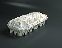 Complex Polygonal Form - Architectural Design