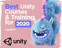 Best Unity Courses for 2020 [UPDATED]