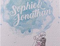 Sophie & Jonathan's wedding