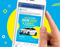 Social Media - Postagem para promoção