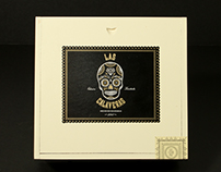 Las Calaveras 2015 Cigar Packaging